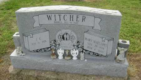 WITCHER, MARY MARGARET - Lawrence County, Arkansas | MARY MARGARET WITCHER - Arkansas Gravestone Photos