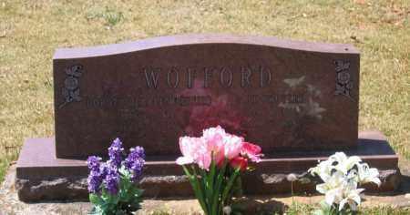 WEIR WOFFORD, DOROTHY EARLENE - Lawrence County, Arkansas | DOROTHY EARLENE WEIR WOFFORD - Arkansas Gravestone Photos