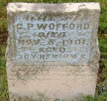 "WOFFORD, SUSAN M. ""S. M."" - Lawrence County, Arkansas   SUSAN M. ""S. M."" WOFFORD - Arkansas Gravestone Photos"