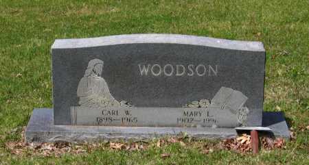 WOODSON, MARY L. - Lawrence County, Arkansas | MARY L. WOODSON - Arkansas Gravestone Photos