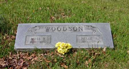 WOODSON, NELLIE MAE - Lawrence County, Arkansas | NELLIE MAE WOODSON - Arkansas Gravestone Photos