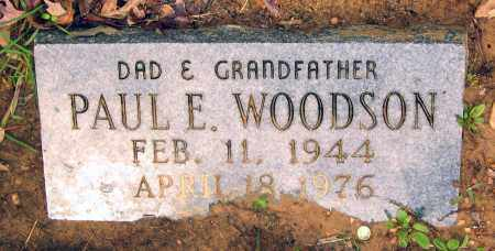 WOODSON, PAUL EDWARD - Lawrence County, Arkansas | PAUL EDWARD WOODSON - Arkansas Gravestone Photos