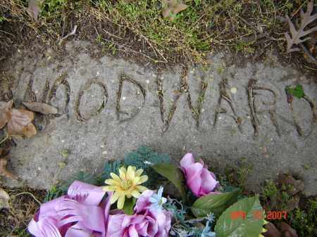 WOODWARD, UNKNOWN - Lawrence County, Arkansas | UNKNOWN WOODWARD - Arkansas Gravestone Photos