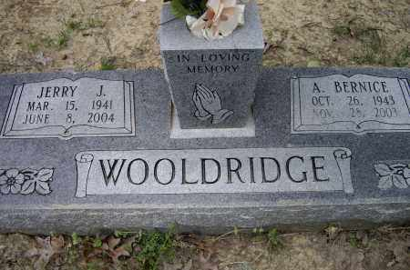 WOOLDRIDGE (VETERAN VIET), JERRY J  - Lawrence County, Arkansas | JERRY J  WOOLDRIDGE (VETERAN VIET) - Arkansas Gravestone Photos