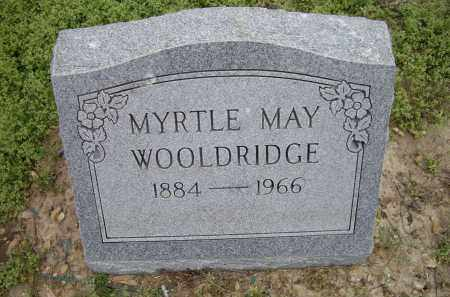 WOOLDRIDGE, MYRTLE MAY - Lawrence County, Arkansas | MYRTLE MAY WOOLDRIDGE - Arkansas Gravestone Photos