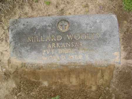 WOOLEY  (VETERAN WWI), MILLARD - Lawrence County, Arkansas | MILLARD WOOLEY  (VETERAN WWI) - Arkansas Gravestone Photos