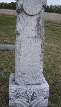 WORLOW, WILLIAM - Lawrence County, Arkansas   WILLIAM WORLOW - Arkansas Gravestone Photos