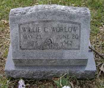 HARRISON, WILLIE CATHERINE - Lawrence County, Arkansas   WILLIE CATHERINE HARRISON - Arkansas Gravestone Photos