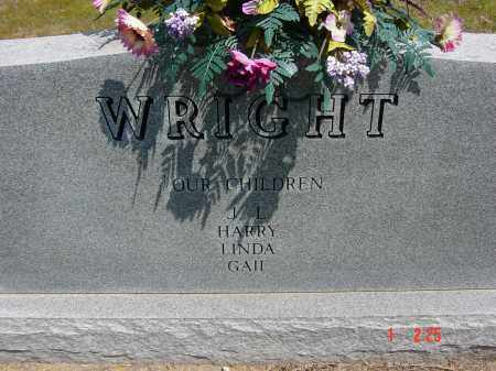 WRIGHT, JAMES LLOYD AND LULA - Lawrence County, Arkansas | JAMES LLOYD AND LULA WRIGHT - Arkansas Gravestone Photos