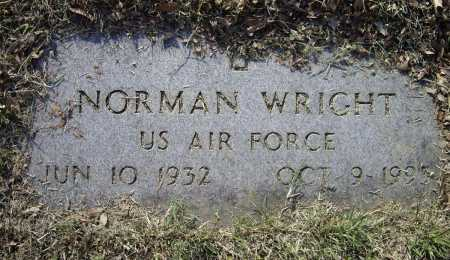 WRIGHT (VETERAN), NORMAN - Lawrence County, Arkansas   NORMAN WRIGHT (VETERAN) - Arkansas Gravestone Photos