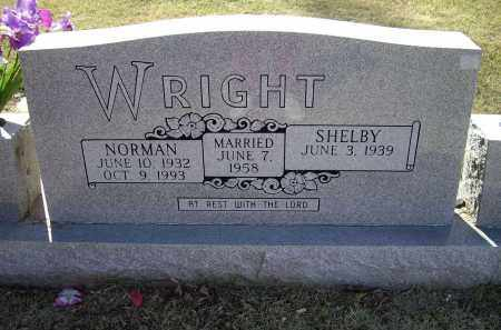 WRIGHT, NORMAN - Lawrence County, Arkansas | NORMAN WRIGHT - Arkansas Gravestone Photos