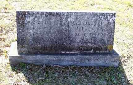 WRIGHT, WILLIAM J. - Lawrence County, Arkansas   WILLIAM J. WRIGHT - Arkansas Gravestone Photos