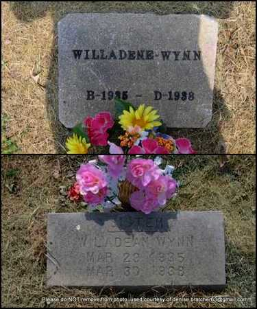 WYNN, WILLADEAN - Lawrence County, Arkansas | WILLADEAN WYNN - Arkansas Gravestone Photos