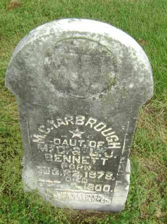YARBROUGH, MOSIE C. - Lawrence County, Arkansas | MOSIE C. YARBROUGH - Arkansas Gravestone Photos