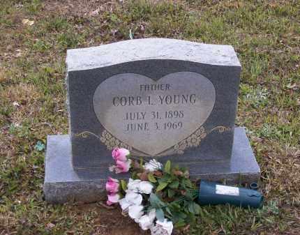 YOUNG, CORB LEROY - Lawrence County, Arkansas | CORB LEROY YOUNG - Arkansas Gravestone Photos
