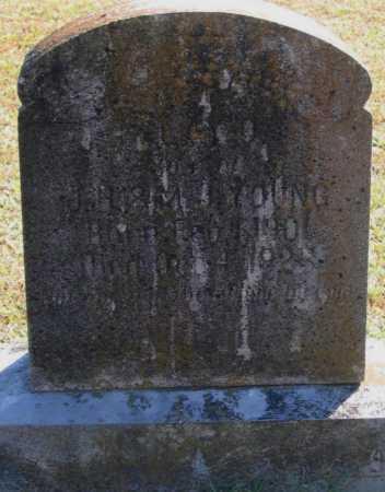 YOUNG, CLAY D. - Lawrence County, Arkansas | CLAY D. YOUNG - Arkansas Gravestone Photos