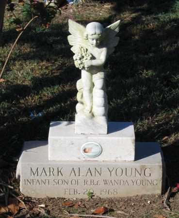 YOUNG, MARK ALAN - Lawrence County, Arkansas   MARK ALAN YOUNG - Arkansas Gravestone Photos