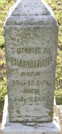 CHAMBERLINE, TOMMIE M. - Lawrence County, Arkansas | TOMMIE M. CHAMBERLINE - Arkansas Gravestone Photos