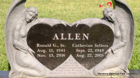 ALLEN, CATHERINE - Lee County, Arkansas | CATHERINE ALLEN - Arkansas Gravestone Photos