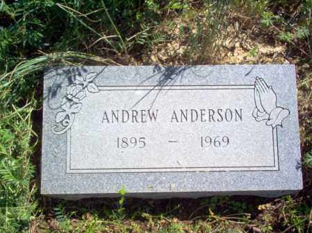 ANDERSON, ANDREW - Lee County, Arkansas | ANDREW ANDERSON - Arkansas Gravestone Photos