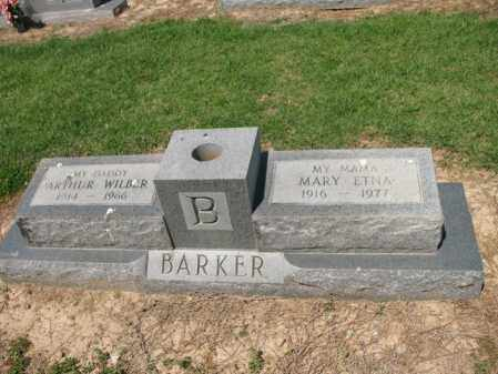 BARKER, MARY ETTA - Lee County, Arkansas | MARY ETTA BARKER - Arkansas Gravestone Photos