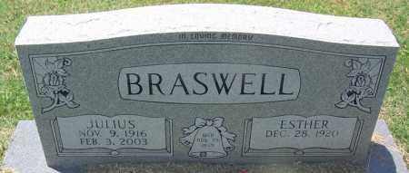 BRASWELL, JULIUS - Lee County, Arkansas | JULIUS BRASWELL - Arkansas Gravestone Photos