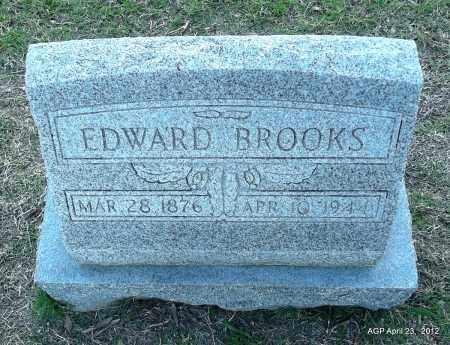 BROOKS, EDWARD - Lee County, Arkansas | EDWARD BROOKS - Arkansas Gravestone Photos