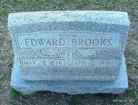 BROOKS, EDWARD - Lee County, Arkansas | EDWARD BROOKS - Arkansas Gravestone Photos