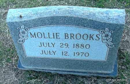 BROOKS, MOLLIE - Lee County, Arkansas | MOLLIE BROOKS - Arkansas Gravestone Photos