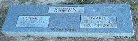 BROWN, EDWARD L - Lee County, Arkansas   EDWARD L BROWN - Arkansas Gravestone Photos