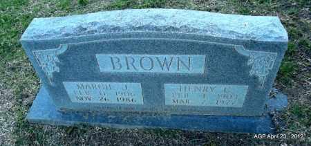 BROWN, HENRY C - Lee County, Arkansas   HENRY C BROWN - Arkansas Gravestone Photos