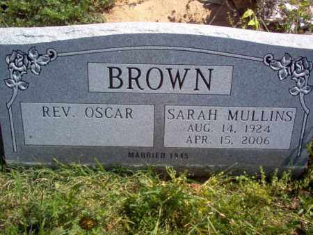 BROWN, SARAH - Lee County, Arkansas | SARAH BROWN - Arkansas Gravestone Photos
