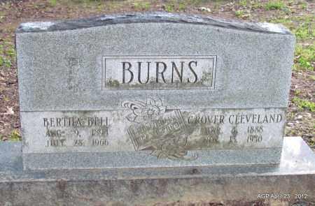 BURNS, GROVER CLEVELAND - Lee County, Arkansas | GROVER CLEVELAND BURNS - Arkansas Gravestone Photos