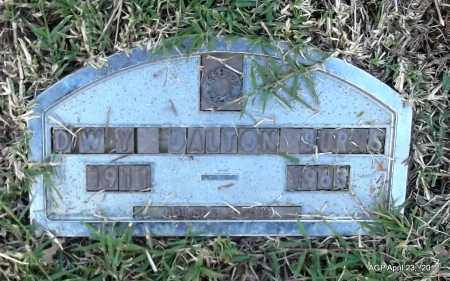 BURNS, DEWEY DALTON - Lee County, Arkansas | DEWEY DALTON BURNS - Arkansas Gravestone Photos