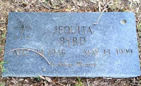 BYRD, JEQUITA - Lee County, Arkansas | JEQUITA BYRD - Arkansas Gravestone Photos