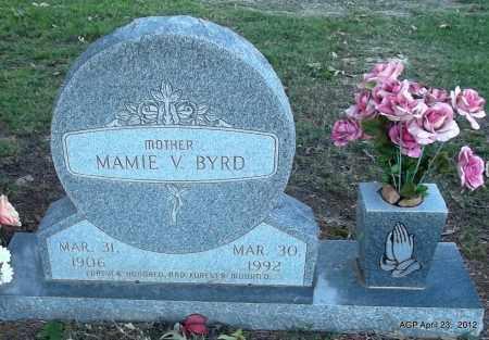 BYRD, MAMIE V - Lee County, Arkansas | MAMIE V BYRD - Arkansas Gravestone Photos