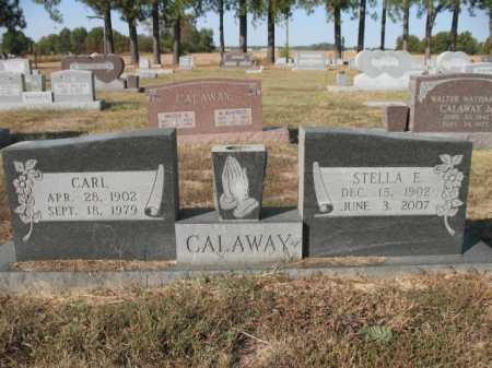 CALAWAY, STELLA E - Lee County, Arkansas | STELLA E CALAWAY - Arkansas Gravestone Photos