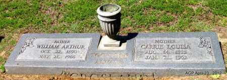 CROSSLAND, CARRIE LOUISE - Lee County, Arkansas | CARRIE LOUISE CROSSLAND - Arkansas Gravestone Photos