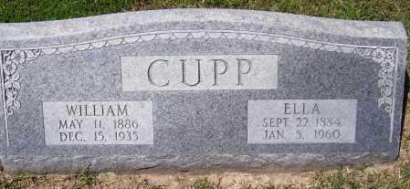 CUPP, WILLIAM - Lee County, Arkansas | WILLIAM CUPP - Arkansas Gravestone Photos