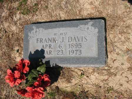 DAVIS, FRANK J - Lee County, Arkansas   FRANK J DAVIS - Arkansas Gravestone Photos