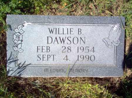 DAWSON, WILLIE B - Lee County, Arkansas   WILLIE B DAWSON - Arkansas Gravestone Photos