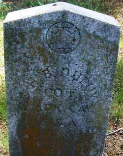 DUPUY (VETERAN CSA), E H B - Lee County, Arkansas | E H B DUPUY (VETERAN CSA) - Arkansas Gravestone Photos