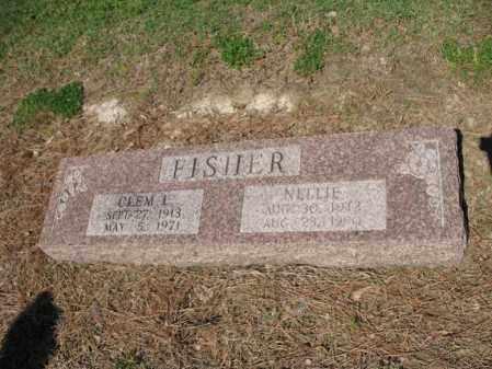 FISHER, CLEM L - Lee County, Arkansas | CLEM L FISHER - Arkansas Gravestone Photos