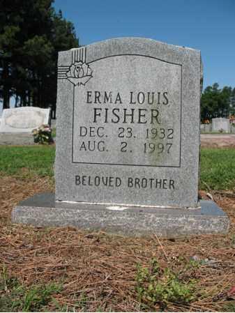 FISHER, ERMA LOUIS - Lee County, Arkansas   ERMA LOUIS FISHER - Arkansas Gravestone Photos