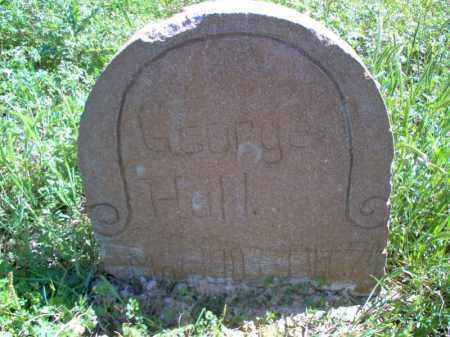 HALL, GEORGE - Lee County, Arkansas | GEORGE HALL - Arkansas Gravestone Photos