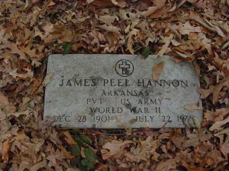 HANNON (VETERAN WWII), JAMES - Lee County, Arkansas   JAMES HANNON (VETERAN WWII) - Arkansas Gravestone Photos