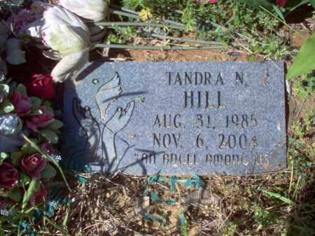HILL, TANDRA NICOLE - Lee County, Arkansas   TANDRA NICOLE HILL - Arkansas Gravestone Photos