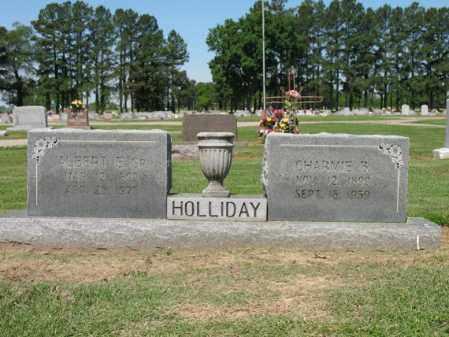 HOLLIDAY, CHARMIE B - Lee County, Arkansas | CHARMIE B HOLLIDAY - Arkansas Gravestone Photos
