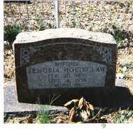 HOLTZCLAW, ZENOBIA - Lee County, Arkansas | ZENOBIA HOLTZCLAW - Arkansas Gravestone Photos