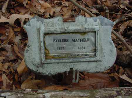 MAYFIELD, EVELENE - Lee County, Arkansas | EVELENE MAYFIELD - Arkansas Gravestone Photos